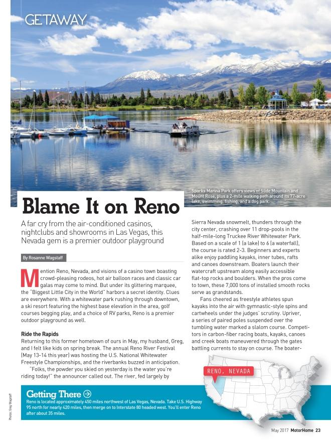Blame It on Reno - MotorHome Magazine - May 2017-3