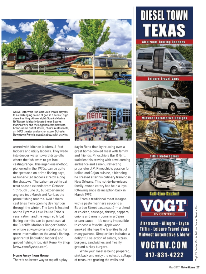 Blame It on Reno - MotorHome Magazine - May 2017-6