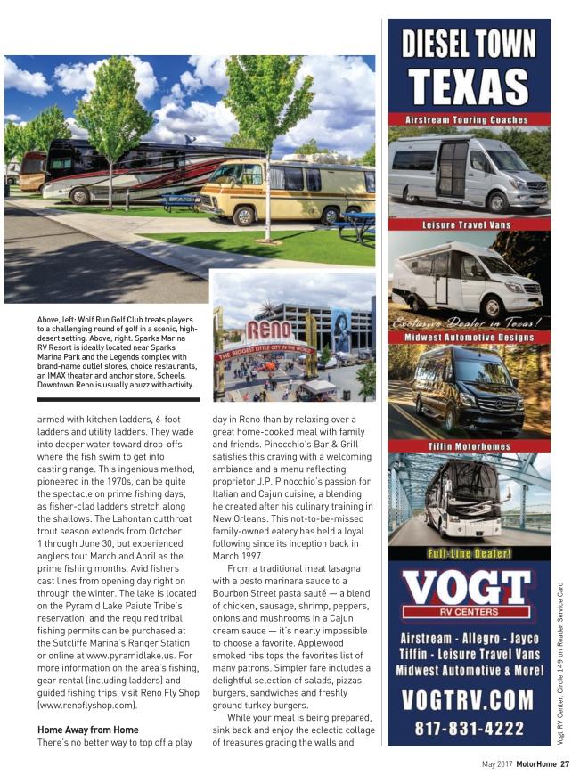 Blame It on Reno - MotorHome Magazine - May 2017-6